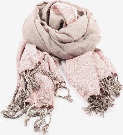 Pashmina Kaschmirschal in One Size in braun / pink, Produktansicht