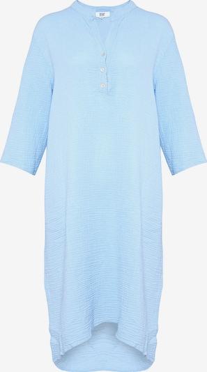Tiffany Kleid in hellblau, Produktansicht