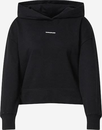 Calvin Klein Jeans - Sudadera en negro