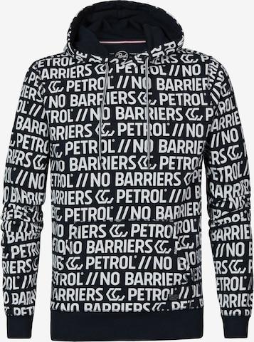 Petrol Industries Sweatshirt in Blau
