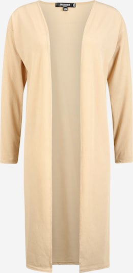 Missguided (Petite) Strickjacke in beige, Produktansicht