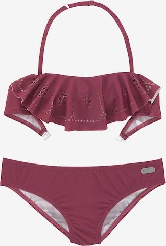 BUFFALO Bikini in Lila