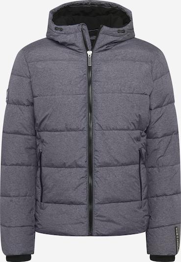Superdry Winterjas in de kleur Grijs, Productweergave