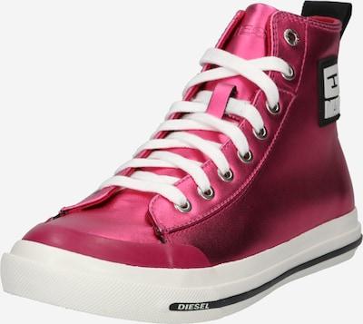 Sneaker înalt 'ASTICO' DIESEL pe roz închis, Vizualizare produs