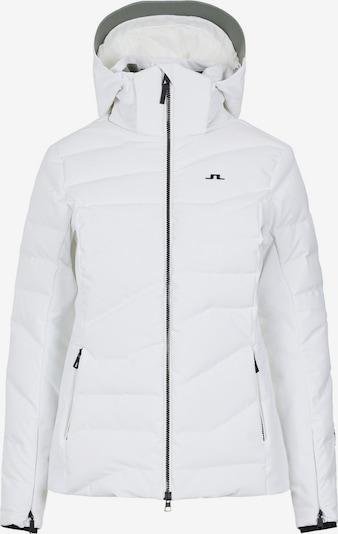 J.Lindeberg Veste d'hiver en blanc, Vue avec produit
