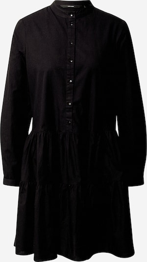 Rochie tip bluză 'Delta' VERO MODA pe negru, Vizualizare produs