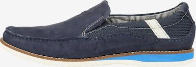 DANIEL HECHTER Mocassins in de kleur Blauw, Productweergave