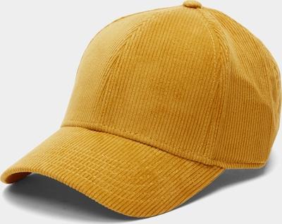 s.Oliver Cap in gelb, Produktansicht