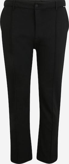 Calvin Klein Big & Tall Nohavice s pukmi - čierna, Produkt