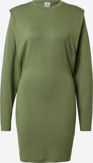 ABOUT YOU x INNA Obleka 'Emilia' | kaki barva, Prikaz izdelka