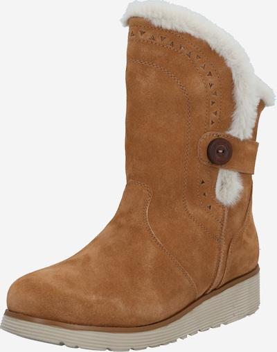 SKECHERS Snowboots in camel, Produktansicht