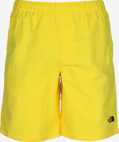 THE NORTH FACE Shorts 'Class V' in gelb, Produktansicht