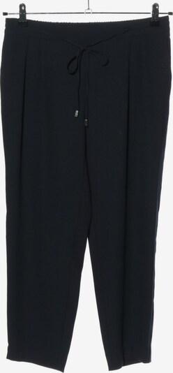 ZARA Chinohose in M in schwarz, Produktansicht