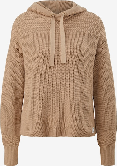 comma casual identity Pullover in chamois, Produktansicht