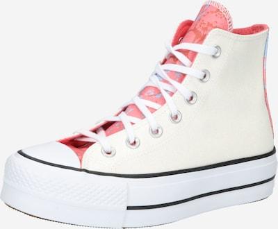CONVERSE Sneaker 'CTAS' in mischfarben / pink / weiß, Produktansicht