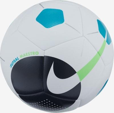 NIKE Ball in blau / schwarz, Produktansicht