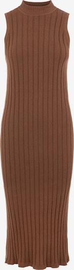 OBJECT Pletena haljina 'OBJAMIRA' u smeđa, Pregled proizvoda