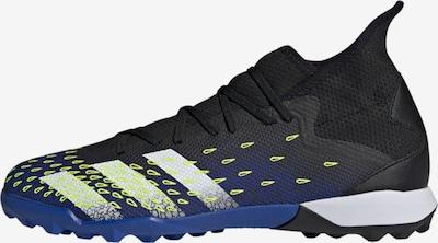 ADIDAS PERFORMANCE Voetbalschoen 'Predator Freak.3' in de kleur Navy / Neongeel / Zwart / Wit, Productweergave