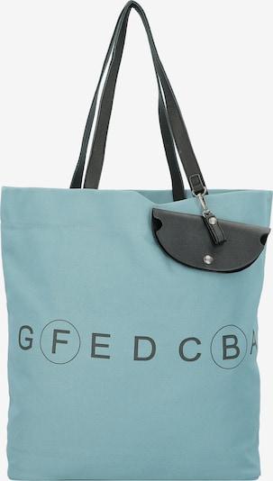 FREDsBRUDER Shopper in blau, Produktansicht