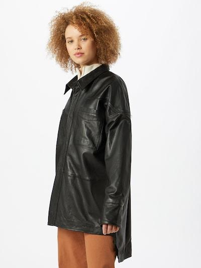 fekete RAIINE Blúz 'Searcy', Modell nézet