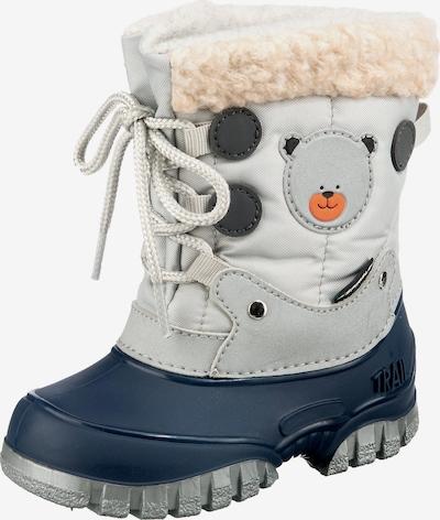 myToys-COLLECTION Schuh in dunkelblau / hellgrau / schwarz / weiß, Produktansicht