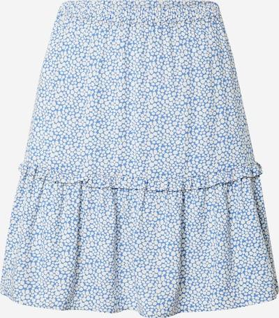VERO MODA Spódnica 'SIMPLY' w kolorze niebieski / białym, Podgląd produktu