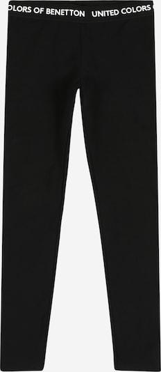 UNITED COLORS OF BENETTON Legingi, krāsa - melns / balts, Preces skats