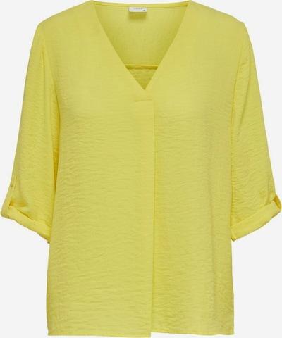 JDY T-shirt en jaune, Vue avec produit