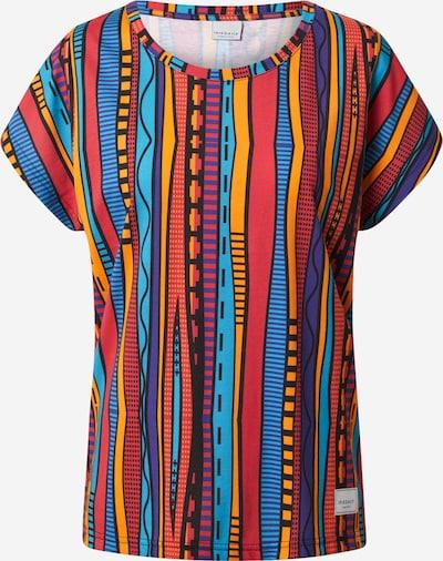 Iriedaily T-Shirt 'Rudy' in mischfarben, Produktansicht
