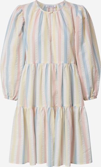 EDITED Robe 'Joanna' en mélange de couleurs, Vue avec produit
