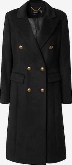 Lauren Ralph Lauren Starpsezonu mētelis, krāsa - melns, Preces skats