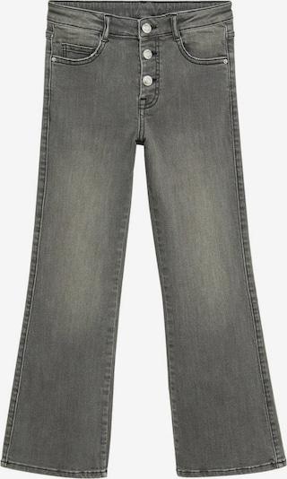 MANGO KIDS Jeans in hellgrau, Produktansicht