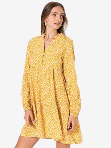 OBJECT Shirt Dress 'Elise' in Yellow