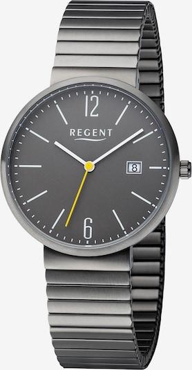 REGENT Regent Herren-Uhren Analog Quarz ' ' in grau, Produktansicht