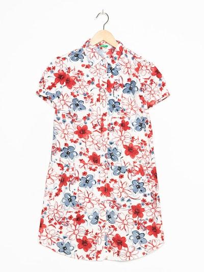 UNITED COLORS OF BENETTON Kleid in S-M in mischfarben, Produktansicht