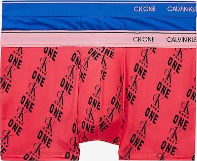 Calvin Klein Underwear Boxerky 'One' - modrá / růžová / světle červená / černá, Produkt