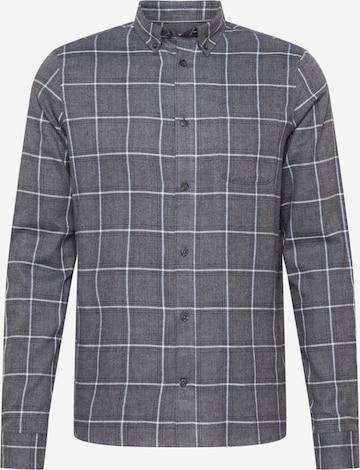 Camicia di !Solid in grigio