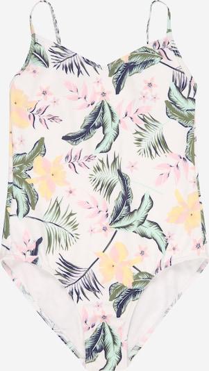 ROXY Badeanzug 'LOVELY SENORITA ONE PIECE PRIN' in gelb / grün / rosa / weiß, Produktansicht