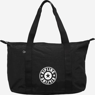 """KIPLING """"Чанта за пътуване тип """"""""Weekender"""""""""""" 'ART' в черно / бяло, Преглед на продукта"""