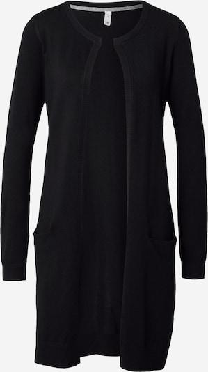 PULZ Jeans Knit cardigan 'SARA' in Black, Item view
