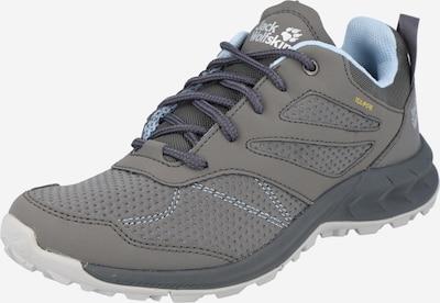 JACK WOLFSKIN Zapatos bajos 'Woodland' en azul claro / taupe, Vista del producto