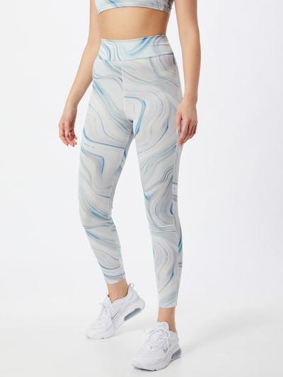 Miss Selfridge Leggings in blau / mischfarben, Modelansicht