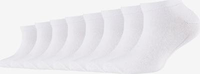 camano Sneakersocken in weiß, Produktansicht