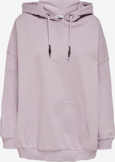 ONLY Sweat-shirt en violet, Vue avec produit