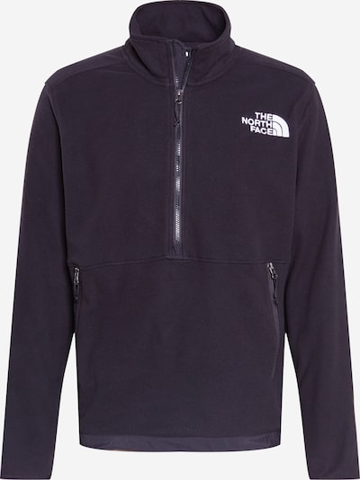 THE NORTH FACE Sporttrui 'ICE FLOE' in de kleur Zwart / Wit, Productweergave