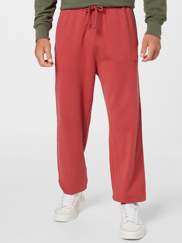 LEVI'S Trousers in Red