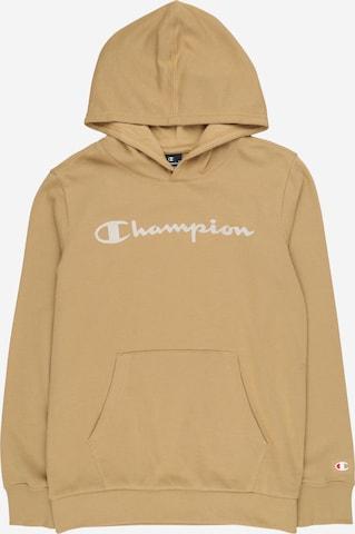 bēšs Champion Authentic Athletic Apparel Sportisks džemperis