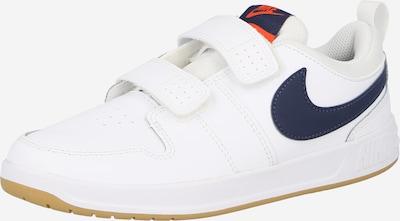 NIKE Sportschuh 'Pico 5' in nachtblau / hellrot / weiß, Produktansicht