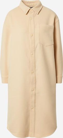 NU-IN Manteau mi-saison en beige, Vue avec produit