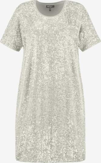 Ulla Popken Kleid in silber, Produktansicht